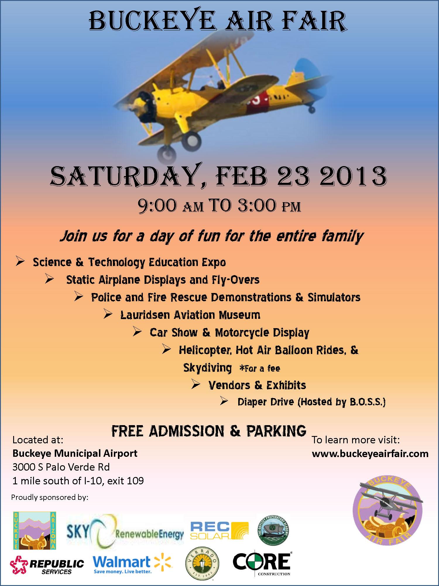 Buckeye Air Fair 2013